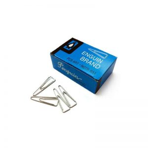 Penguin Triangle Paper Clip