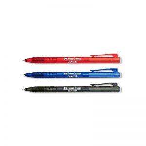 Faber-Castell Click X Ball Pen