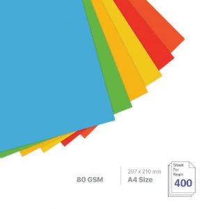Special Colour Paper (100's)